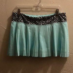 Lululemon size 10 R Pleated tennis skirt
